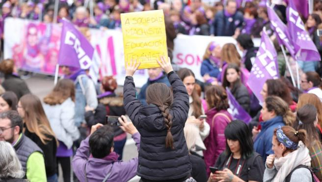 Franco prohíbe una marcha el 8M de 10.000 personas y otras con más 500 personas pero permite algunas más pequeñas