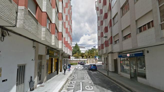 Imagen de archivo de la Rúa de Santa Teresa de Jesús Jornet.