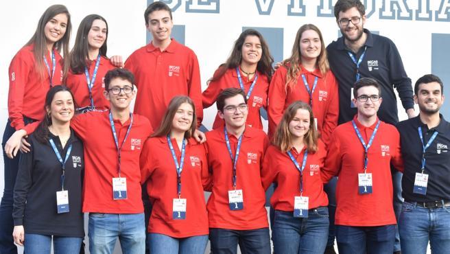 Los 150 mejores alumnos de bachillerato de España aspiran a ser finalistas de Becas Europa de UFV y Banco Santander