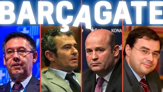 El Barçagate, el escándalo que abrió la caja Pandora en el Camp Nou
