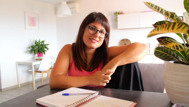 Ester López, emprendedora y terapeuta.