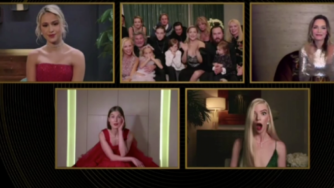 Globos de Oro 2021: Los mejores momentos (por decir algo) de la gala virtual
