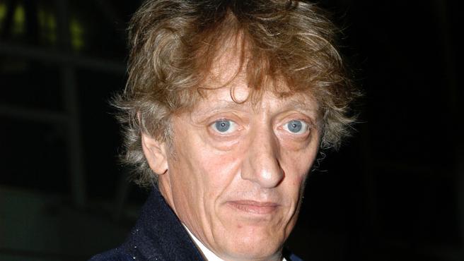 El actor Quique San Francisco.