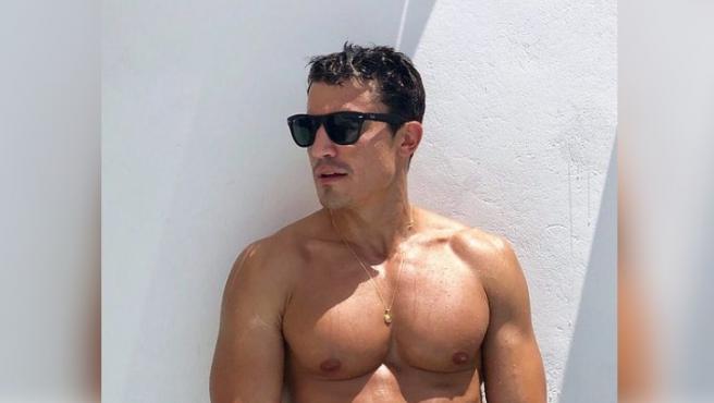 Álex González, en una foto de su Instagram.