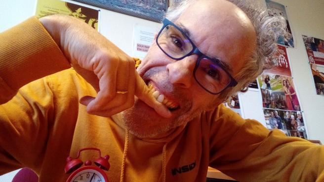Un profesor de la ULL gana el Premio Internacional de Literatura Palindrómica Rever 2021