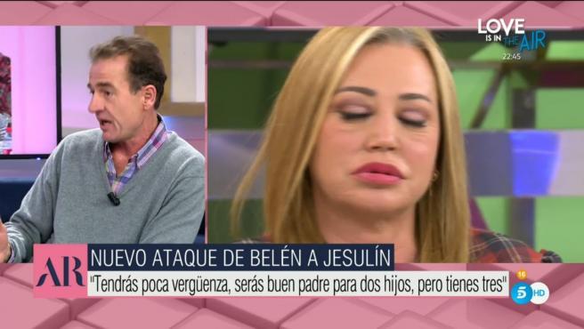Alessadro Lecquio, colaborador de 'El programa de Ana Rosa'.