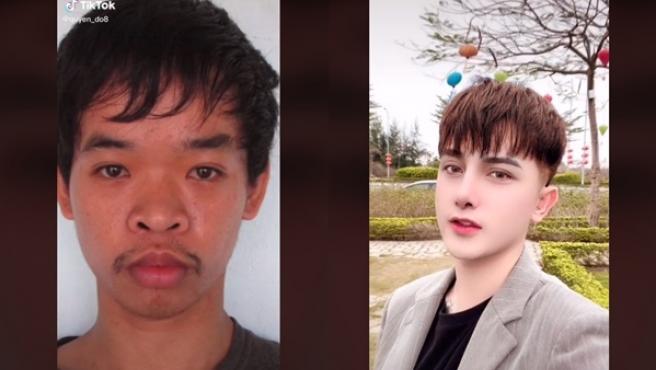 Antes y después de Quyền.