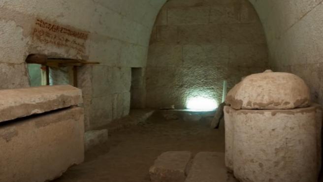 'Antiguo Egipto'– 20 años de Arqueología en el Exterior.