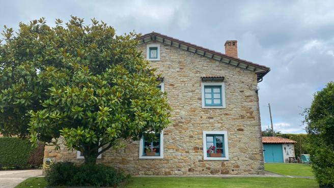 Archivo - Casa rural en Villaviciosa.