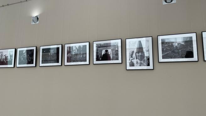 Imágenes de la exposición 'Retratos y miradas de la Semana Santa'
