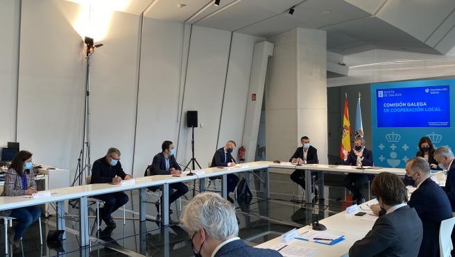 La vigilancia de la reapertura de la hostelería estaría a cargo de efectivos municipales, de la Xunta y del Estado