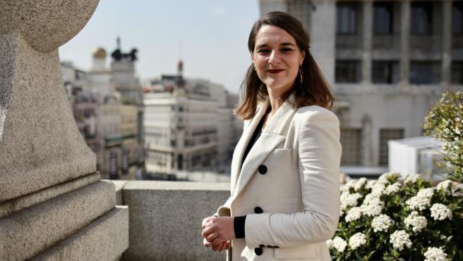 Noelia Vera, secretaria de Estado de Igualdad y contra la Violencia de Género.