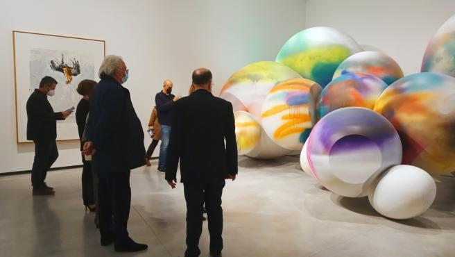 El Museo Helga de Alvear dobla el aforo para poder recibir 360 personas al día
