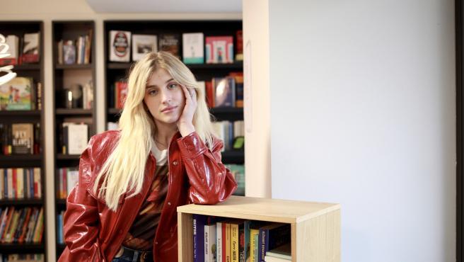 La cantante Samantha Gilabert, exconcursante de 'OT 2020'.