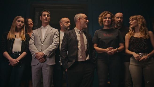 Imagen del tráiler de la temporada 4 de 'Estoy vivo'.
