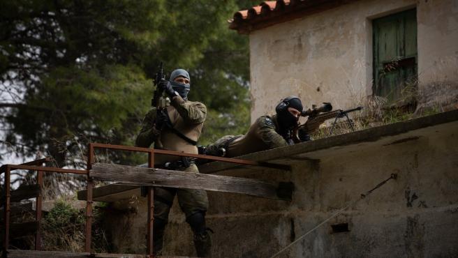 Imagen de archivo de los Mossos d'Esquadra.