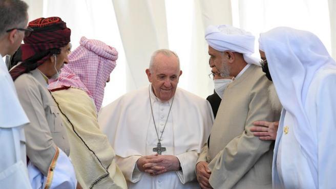Visita del Papa Francisco a Irak.