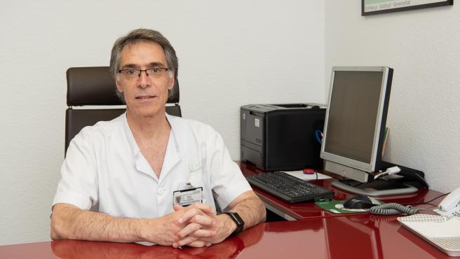 El doctor Antoni Castells, director médico del hospital Clínic de Barcelona.