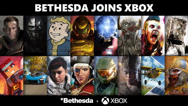 Bethesda se une a Xbox.
