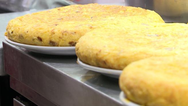 ¿Con cebolla o sin cebolla? Hoy se celebra el Día de la Tortilla de Patata