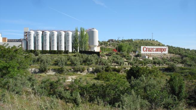 Fábrica de Heineken en Jaén