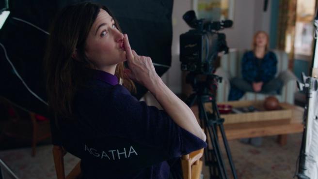 Kathryn Hahn en 'Bruja Escarlata y Visión'.