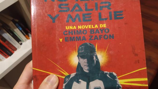 'No iba a salir y me lié', de Chimo Bayo y Emma Zafón.