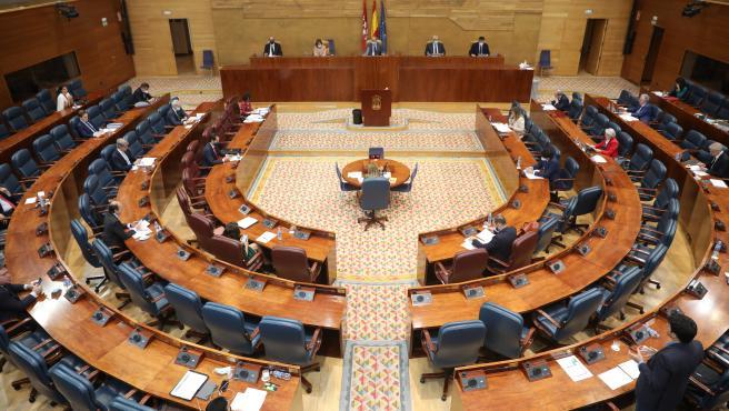 La Junta de Portavoces acuerda suspender el Pleno de este jueves con los apoyos de PP, Cs y Vox