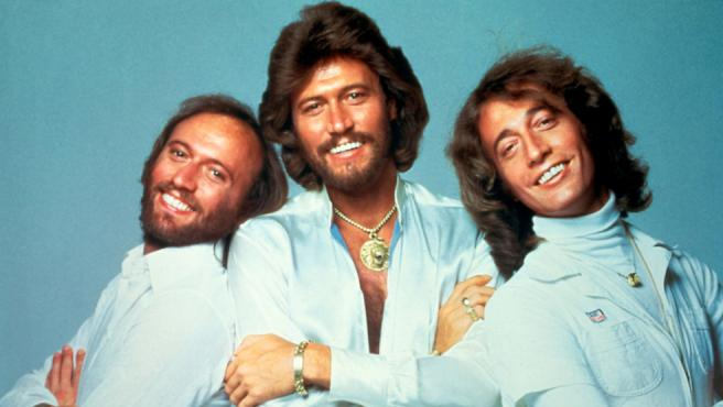 Maurice, Barry y Robin, los Bee Gees
