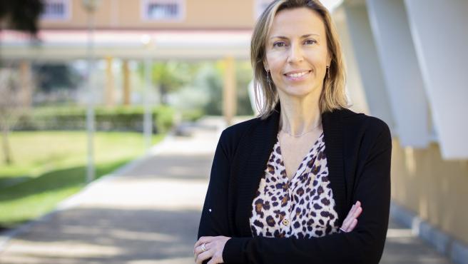La investigadora Soledad Fernández