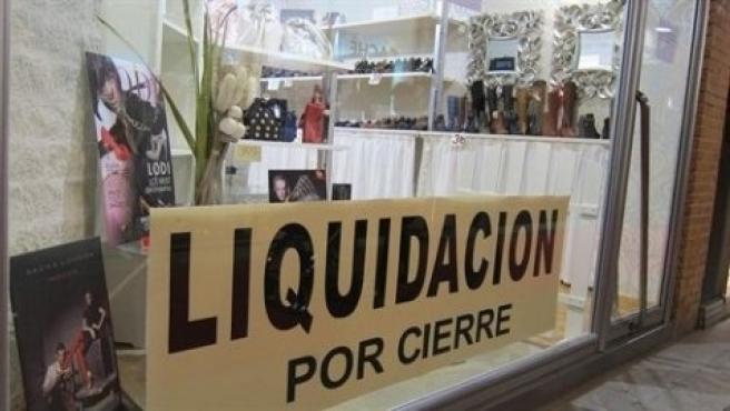 Cantabria, donde menos caen las ventas del comercio minorista en enero, un 6,7%