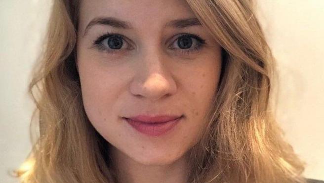 Sarah Everard, en una imagen difundida por la Policía.