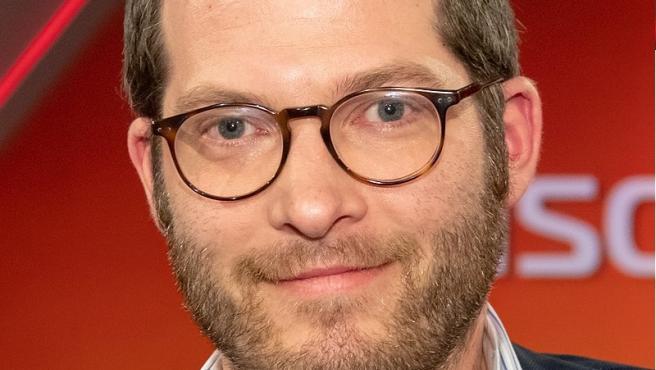 El hasta ahora director del 'Bild', Julian Reichelt.