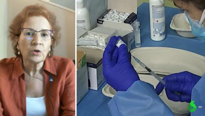 La inmunóloga del CSIC Margarita del Val.
