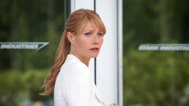 Gwyneth Paltrow como Pepper Potts