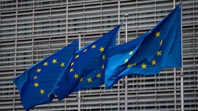 Archivo - Edificio de la Comisión Europea en Bruselas.