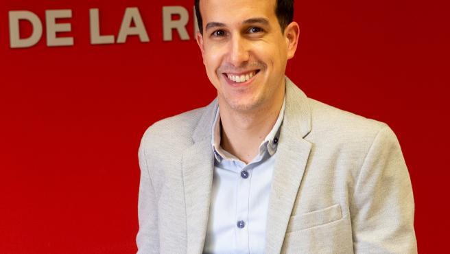 El autor del estudio de la UR sobre sueldos de hombres y mujeres en Consejos de Administración, Alvaro Melón