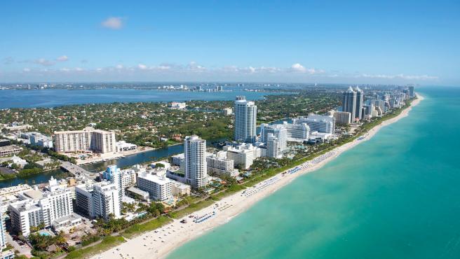 El flujo de multimillonarios a la zona de Miami ha crecido exponencialmente.