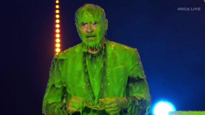 Robert Downey Jr. en los Kids' Choice Awards 2021
