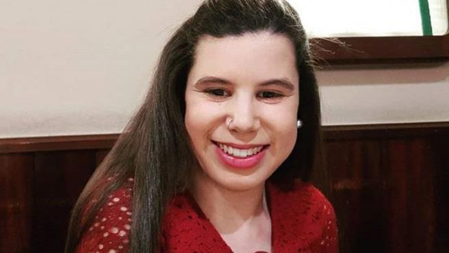 Carla Vigo Ortiz, sobrina de la reina Letizia.