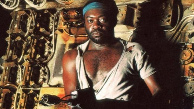 Yaphet Kott en 'Alien, el octavo pasajero'