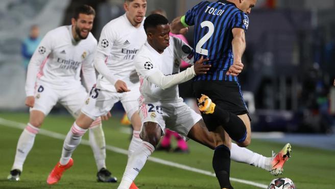 Real Madrid vs Atalanta.