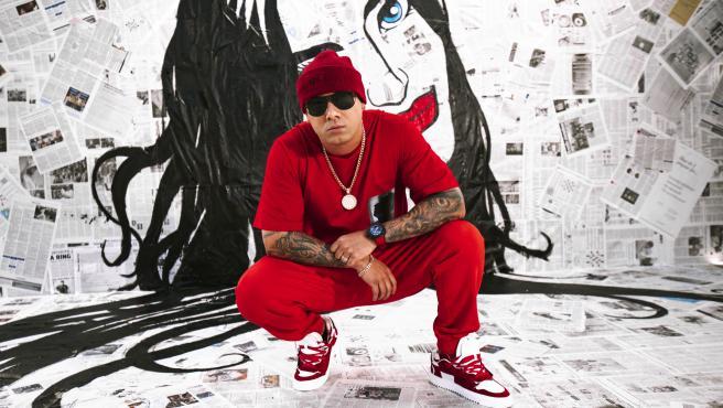 El artista puertorriqueño Wisin.