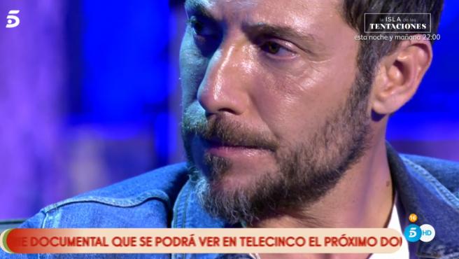Antonio David Flores, en 'Sálvame'.