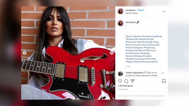 Sara Dénez, la supuesta amiga de Iker Casillas que se ha convertido en su paño de lágrimas