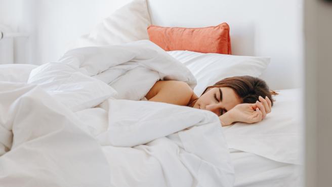 Archivo - Anónimo durmiendo