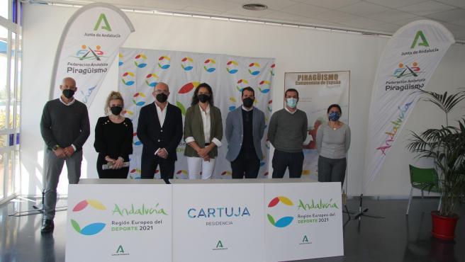 El LI Campeonato de España de Invierno de Piragüismo reúne en Sevilla a 792 palistas de 113 clubes