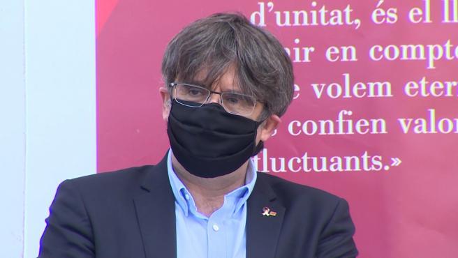 TC estudiará el mantenimiento de la orden de detención de Puigdemont en España
