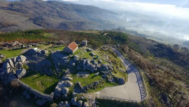 La localidad gallega de Arbo es famosa por la lamprea.