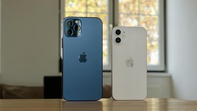 Los modelos de iPhone12 contienen el material 'Ceramic Shield'.